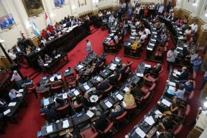 La Izquierda rechazó la ley de Salas Cuna con duras criticas
