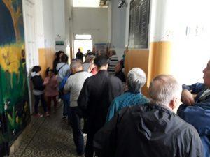 A media mañana se resentirá el servicio en los hospitales San Roque y Rawson por asamblea del SEP