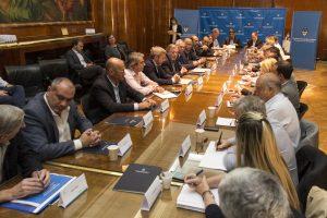 """Para atenuar el impacto del aumento del gas, Provincias y Nación acordaron """"compartir"""" el costo de la tarifa social"""