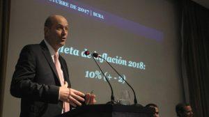 """""""Aumentaremos la tasa para alcanzar la meta del 15%"""", dijo Sturzenegger acerca de la inflación"""