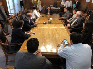 Un paso más en la concreción de la nueva sede del Concejo Deliberante