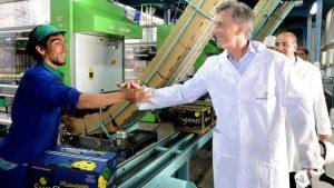 """""""No soy mago ni estafador"""", afirmó Macri desde Tucumán"""