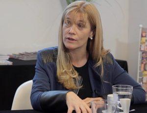Magario culpó a Vidal por la inseguridad