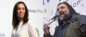 Cruce entre Baradel y Vidal por las paritarias, en medio del paro estatal