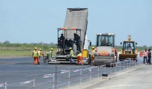Aumentó el consumo de asfalto en los dos primeros meses del año