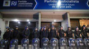 Urtubey desligó al Gobierno de Macri de la intervención al PJ nacional