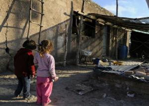 Informe de la UCA advirtió que la pobreza infantil creció 2,1% en 2017