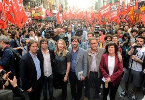 EL FIT se moviliza este 1 de mayo a Plaza de Mayo contra el ajuste, los tarifazos y la reforma laboral