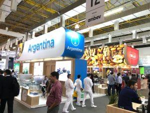 La Argentina incrementará las ventas de frutas a Brasil