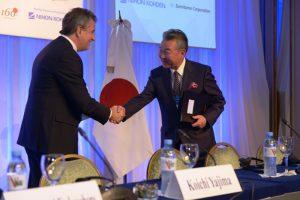 Argentina y Japón potencian las relaciones comerciales