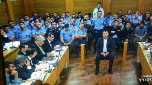 """Fundamentos de la sentencia: los policías que hicieron """"huelga"""" incumplieron los deberes del funcionario público"""