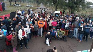 """Parque Esperanza: la oposición le pidió al oficialismo una """"solución política"""" y no judicial"""