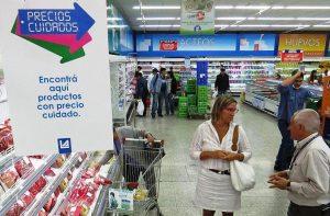 El Gobierno busca mantener vigente el plan «Precios Cuidados» hasta septiembre