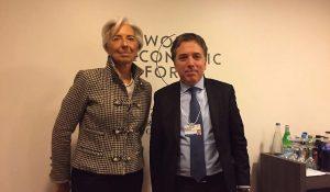 El FMI quiere llegar rápidamente a un acuerdo con la Argentina