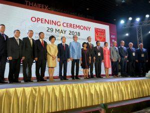 Gran expectativa de empresarios cordobeses en la misión comercial en Tailandia