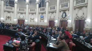 """Legisladores opositores requieren una """"reunión urgente"""" con el directorio de EPEC"""