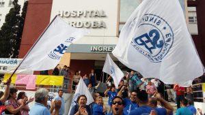 Nueva protesta del SEP por la situación de los hospitales, esta vez en La Calera