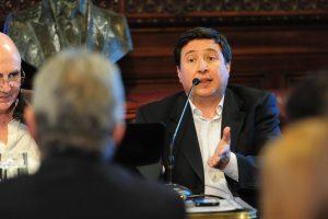 Pulseada en el Congreso: massista defendió el proyecto opositor de tarifas