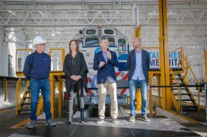 Tras la escalada del dólar, Macri ratificó el rumbo económico y se reunió con empresarios