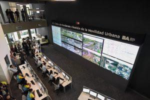 Más de 2.400 puntos con cámaras distribuidos por toda la Ciudad van a ser controlados en el nuevo Centro de Monitoreo