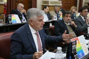 Unicameral: Gutiérrez responsabilizó al Gobierno macrista por la crisis financiera del país