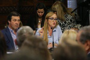 Senadora kirchnerista denunció al Gobierno macrista por presión a los gobernadores