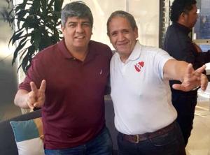 Pablo Moyano y Palazzo, la fórmula para conducir una CGT más combativa