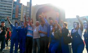 Con duras críticas al Gobierno macrista y al FMI, el movimiento obrero recordó el Cordobazo