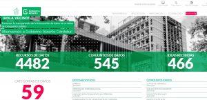 Un nuevo Portal de Gobierno Abierto, más seguro y accesible