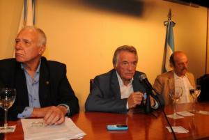 """El interventor del PJ aseguró que el peronismo """"va a ser Gobierno en 2019"""" y minimizó las chances de CFK"""
