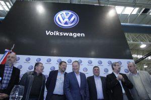 """Para Schiaretti,  la inversión de Volkswagen ratifica a Córdoba """"como polo de producción automotriz"""""""