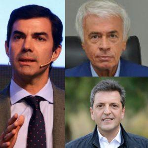 Escenario electoral 2019: Urtubey, Massa y De la Sota, anotados como precandidatos del PJ