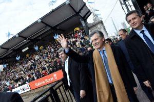 «El predio (de Palermo) se compró a derecho», afirmó la Sociedad Rural, ante el reclamo que hará el Gobierno