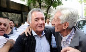 """""""Hay pruebas suficientes de que el PJ era un aguantadero"""", afirmó Barrionuevo al defender su intervención"""