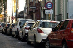 El municipio dispuso más zonas de estacionamiento medido