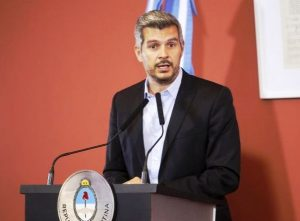 """""""No hay que pensar en fantasmas"""", señaló Peña, sobre las negociaciones con el FMI"""