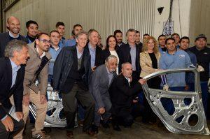 Competitividad: Schiaretti renovó planteo de revisar los costos de los insumos industriales