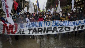 Freno al tarifazo: convocan a una nueva protesta en el Congreso para apoyar el proyecto opositor