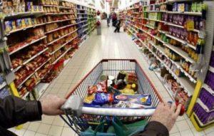 Canasta Alimentaria tuvo un aumento anual de casi 20 por ciento