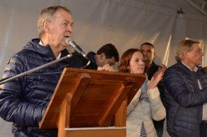 Aduciendo que no tiene impacto en la recaudación, Schiaretti le pidió al Gobierno de Macri que rebaje el IVA al consumo de gas