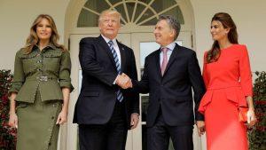Acuerdo con el FMI: Macri habló con Trump y consiguió el respaldo de los EE.UU