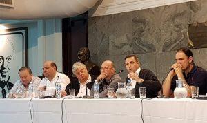 """En plenario radical, Mestre criticó al Gobierno de UPC por """"no respetar la Constitución y escamotear recursos a los municipios"""""""