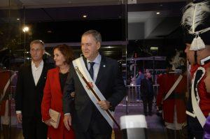 """Día de la Patria: Schiaretti abogó para que """"juntos"""", el país supere las """"dificultades"""""""