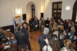 Promueven el corredor que une los puertos chilenos para llegar a mercados asiáticos