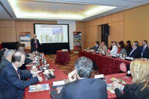 Directivos de empresas aéreas interesados en las potencialidades turísticas y productivas de Salta