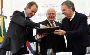 En medio de la crisis y el acuerdo con el FMI, Schiaretti recibe a sus pares de la Región Centro