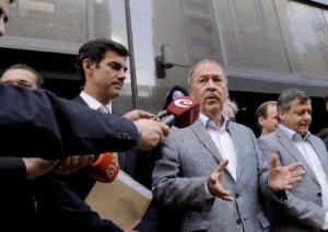 Crítica de Gioja para Schiaretti y Urtubey por las ausencias en el Congreso del PJ