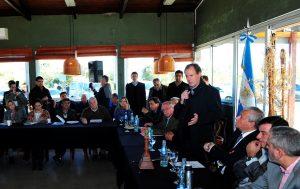 El peronista Bordet aseguró que los gobernadores del PJ están «preocupados» por el futuro de la economía
