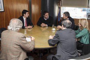 Urtubey analizó con Triaca el proceso de reactivación del ingenio San Isidro