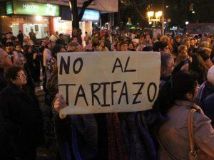 Opositores impulsan una audiencia pública sobre tarifas en la Legislatura